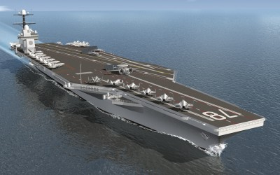 2016 CVN 78 delivery expected while working through challenges