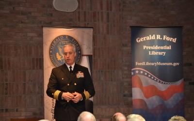 "Captain John Meier ""Creating a Culture of Excellence"""