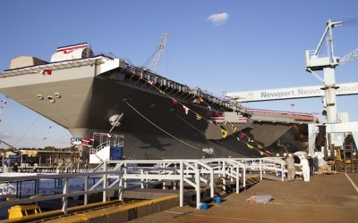 CVN 78 Commissioning Committee Begins Planning for March 2016 Commissioning