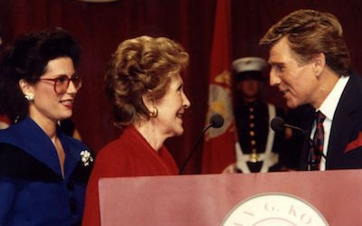 Susan G. Komen founder celebrates Nancy Reagan's contributions to women's health