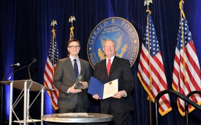 Greg Jaffe and Andrew deGrandpre selected as Journalism Prize Recipients