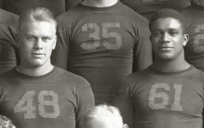 New University of Michigan football jerseys recognize Gerald R. Ford and Willis Ward