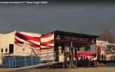 "Tunnel to Towers Foundation 9/11 ""Never Forget"" Mobile Exhibit"
