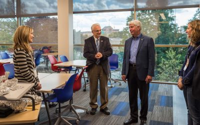 Governor Rick Snyder Visit to Museum