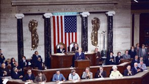 Address to a Joint Session of the Congress