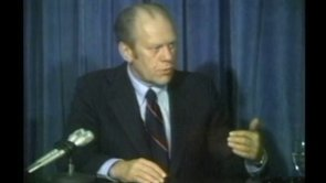 President Gerald R. Ford Testimony regarding Squeaky Fromme