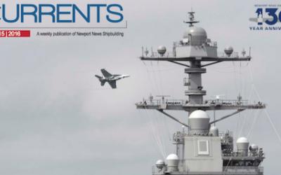 Newport News Shipbuilding highlights CVN 78's recent PALS successful testing