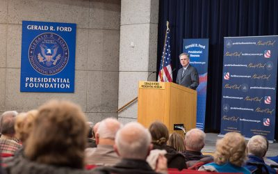 "Joel Goldstein ""The White House Vice Presidency"""