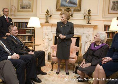 154__EBF_and_Bush_Family_at_Blair_House
