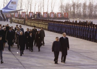 Arrival-Ceremony-at-Peking-Airport-China