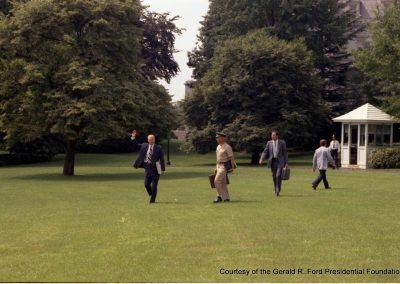 President-Gerald-R-Ford-walking-on-South-Lawn
