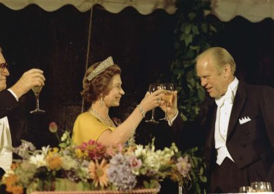 Queen-Elizabeth-II-of-the-United-Kingdom-joins-President-Ford-in-Bicentennial-Celebrations-in-July-of-1976