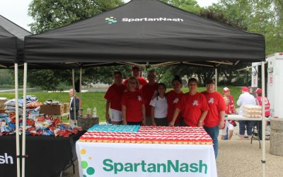 Spartan Nash sponsors Commissioning Celebration