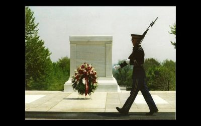 "Tom Tudor ""Arlington and the Tomb of the Unknown Soldier"""