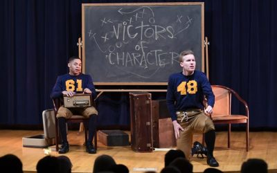 Victors of Character live performance