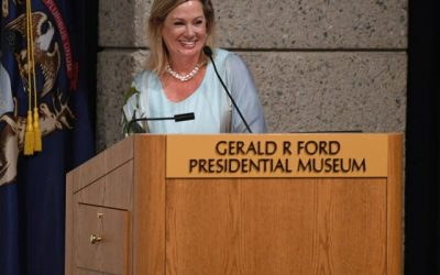 "Lisa McCubbin discusses her new book ""Betty Ford"""