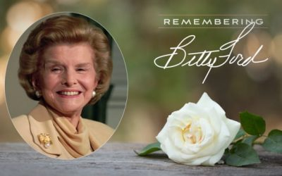 """""""Remembering Betty Ford"""" Centennial Birthday Tribute Video"""