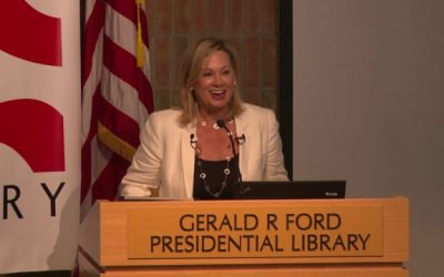 "Lisa McCubbin national book tour kickoff for ""Betty Ford"""