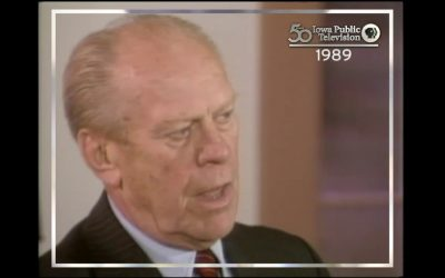IPTV 50th Anniversary feature: Ford reflects on Nixon pardon
