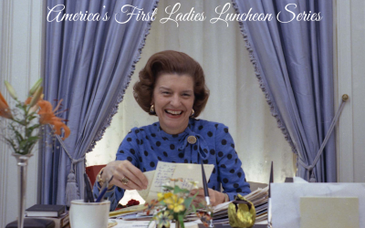 America's First Ladies Luncheon Series 2020 Invite