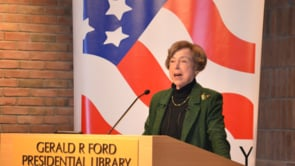 "Amb. Carla A. Hills ""Why Trade Matters"""